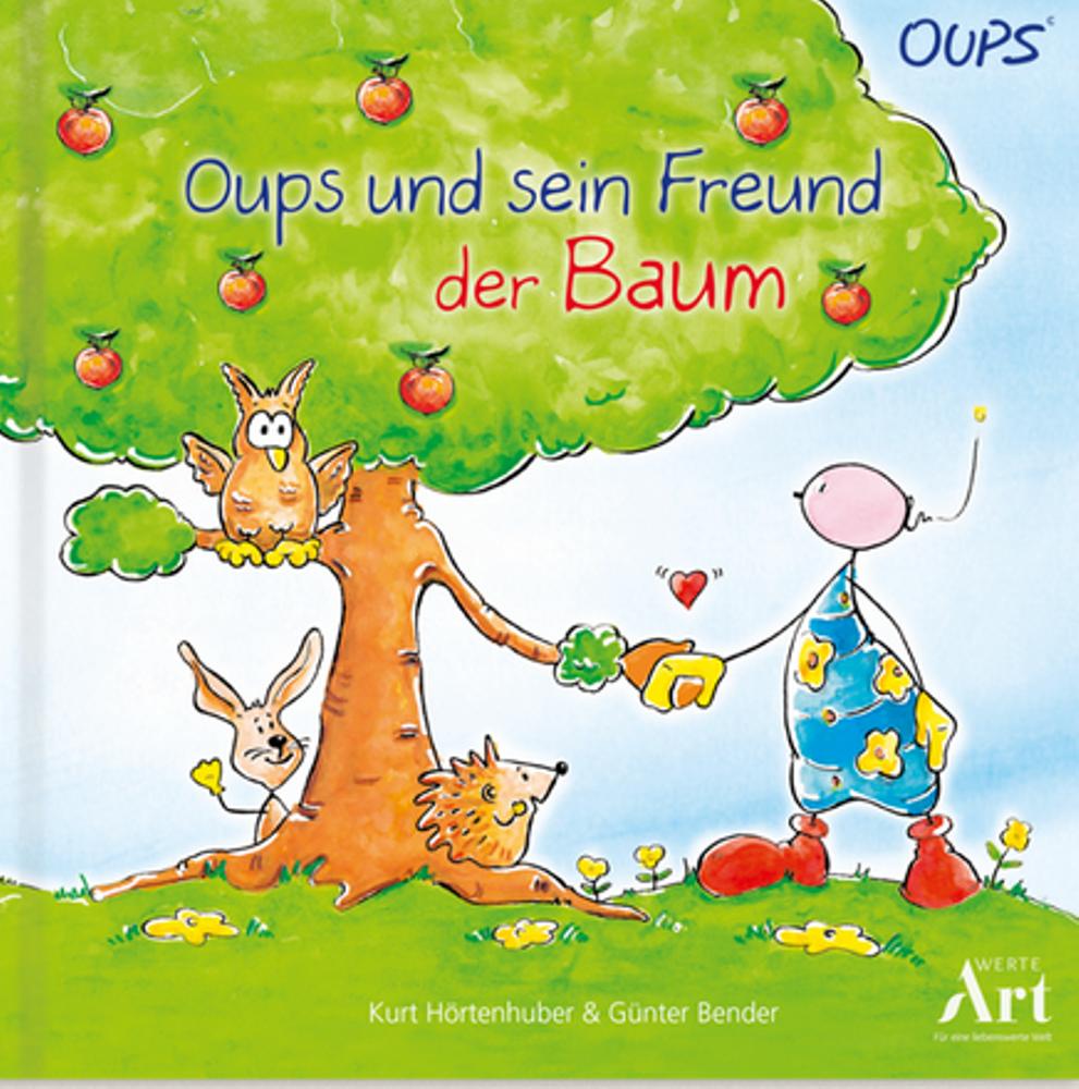 Oups und sein Freund der Baum