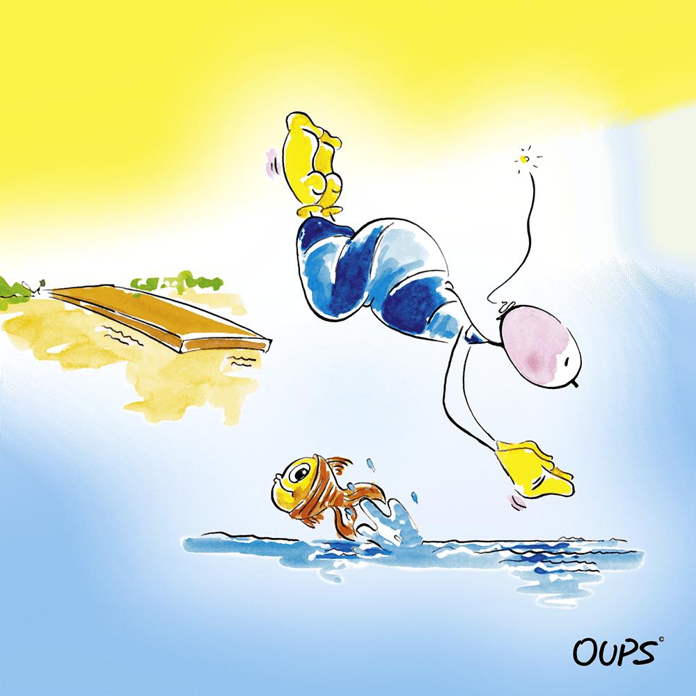 Ab in die Sommerferien!