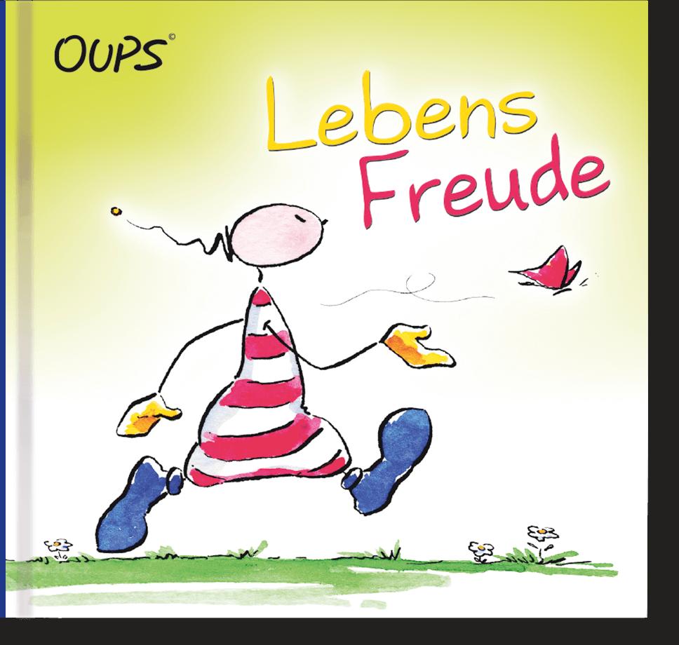 OUPS Minibuch - LebensFreude