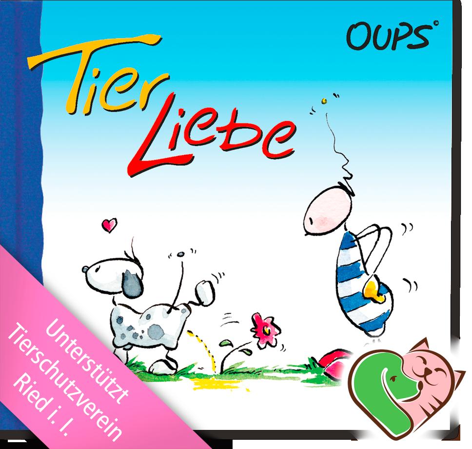 OUPS Minibuch - Tierliebe