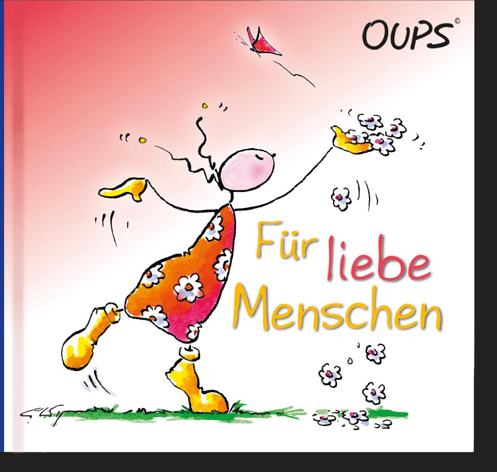 OUPS Minibuch - Für liebe Menschen