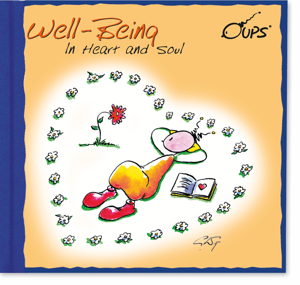 OUPS Buch - Well-Being in Heart and Soul