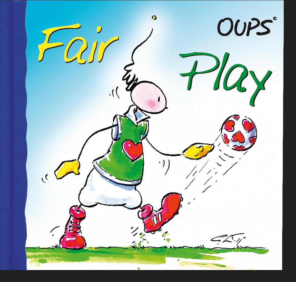 OUPS Minibuch - Fair-Play