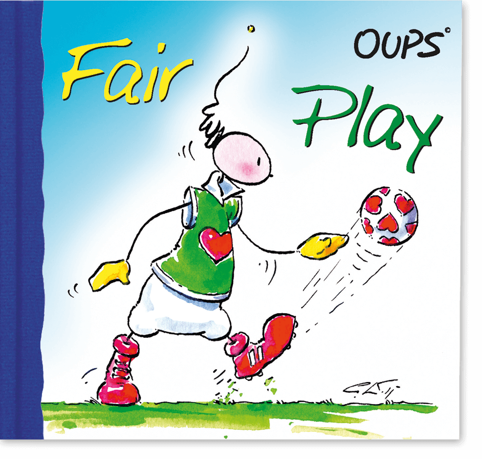 OUPS Minibuch - Fair-Play