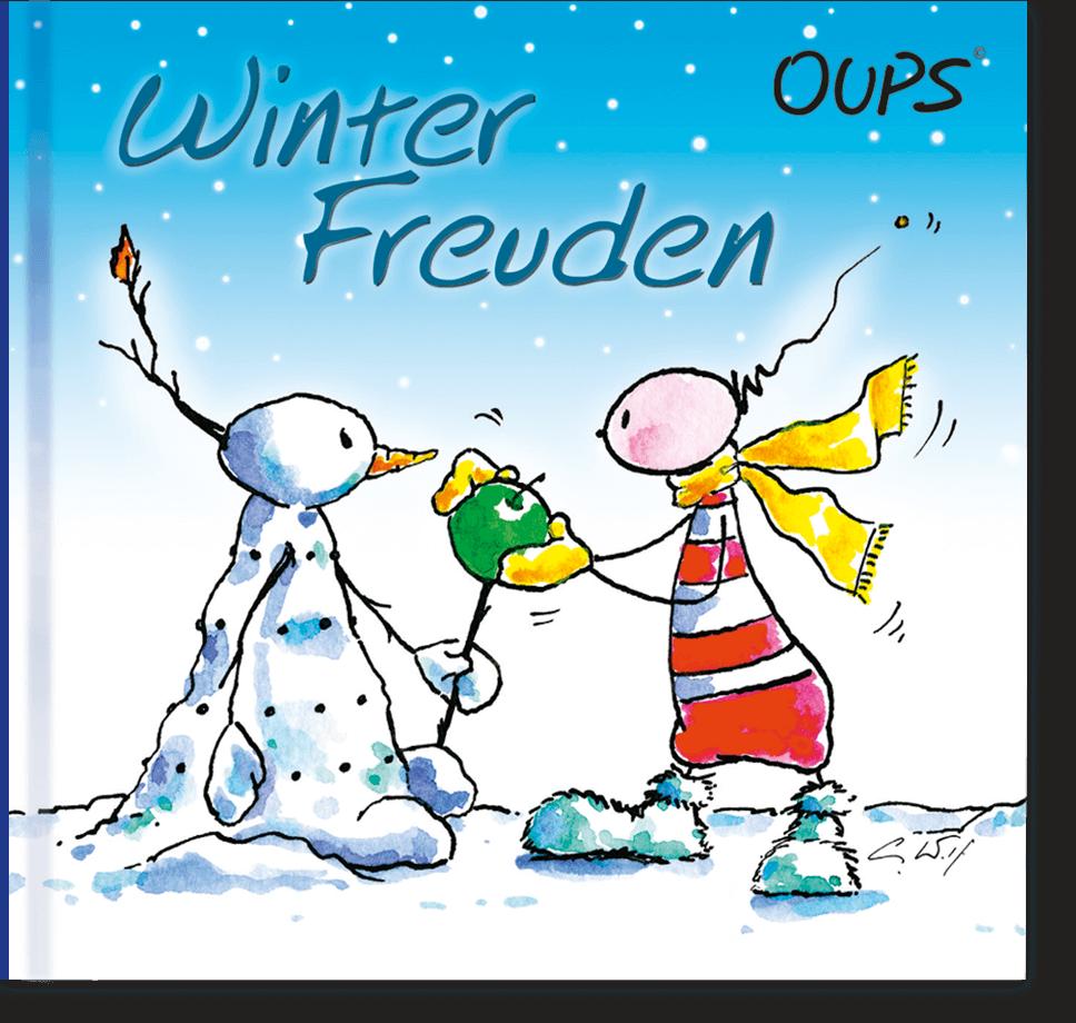 OUPS Minibuch - Winterfreuden