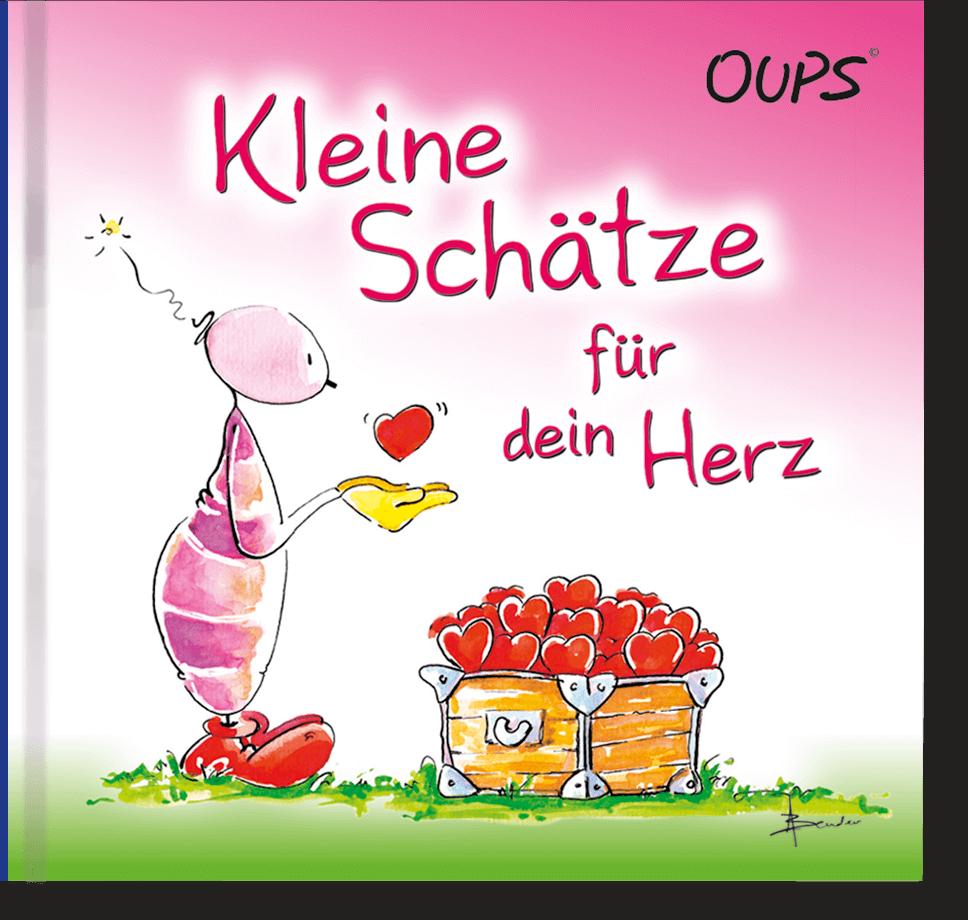 OUPS Minibuch - Kleine Schätze für dein Herz