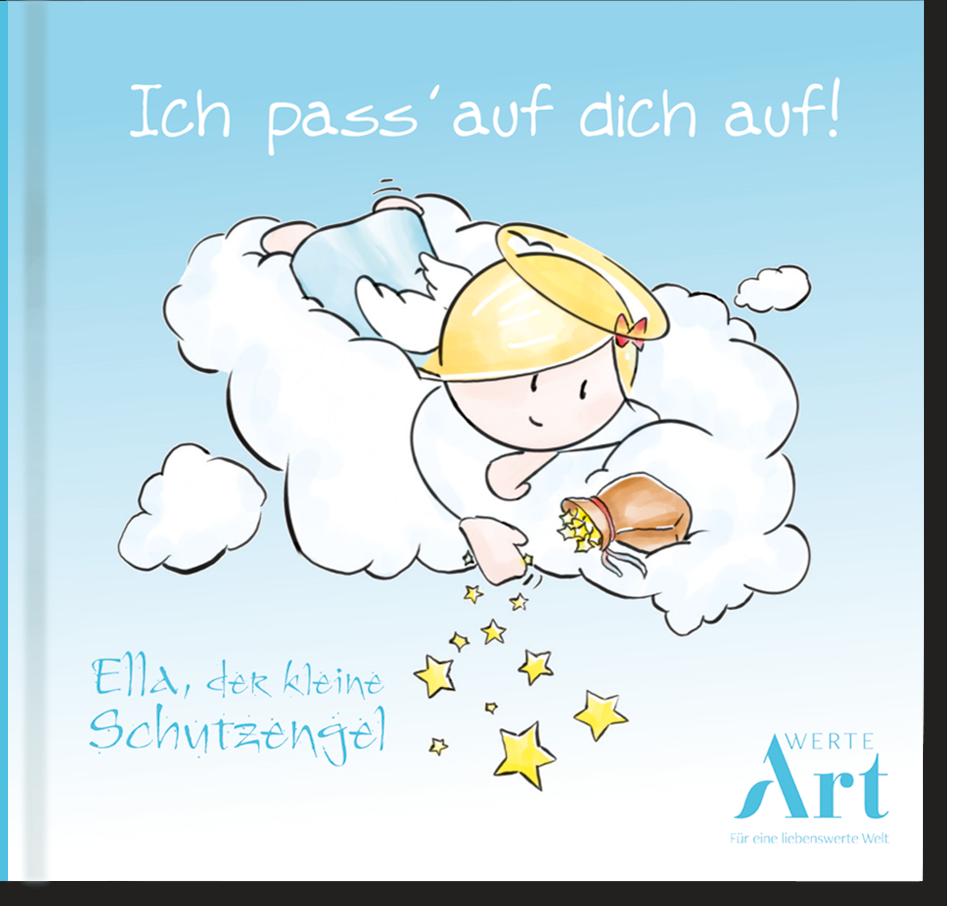 Engel Ella Minibuch - Ich pass auf dich auf!