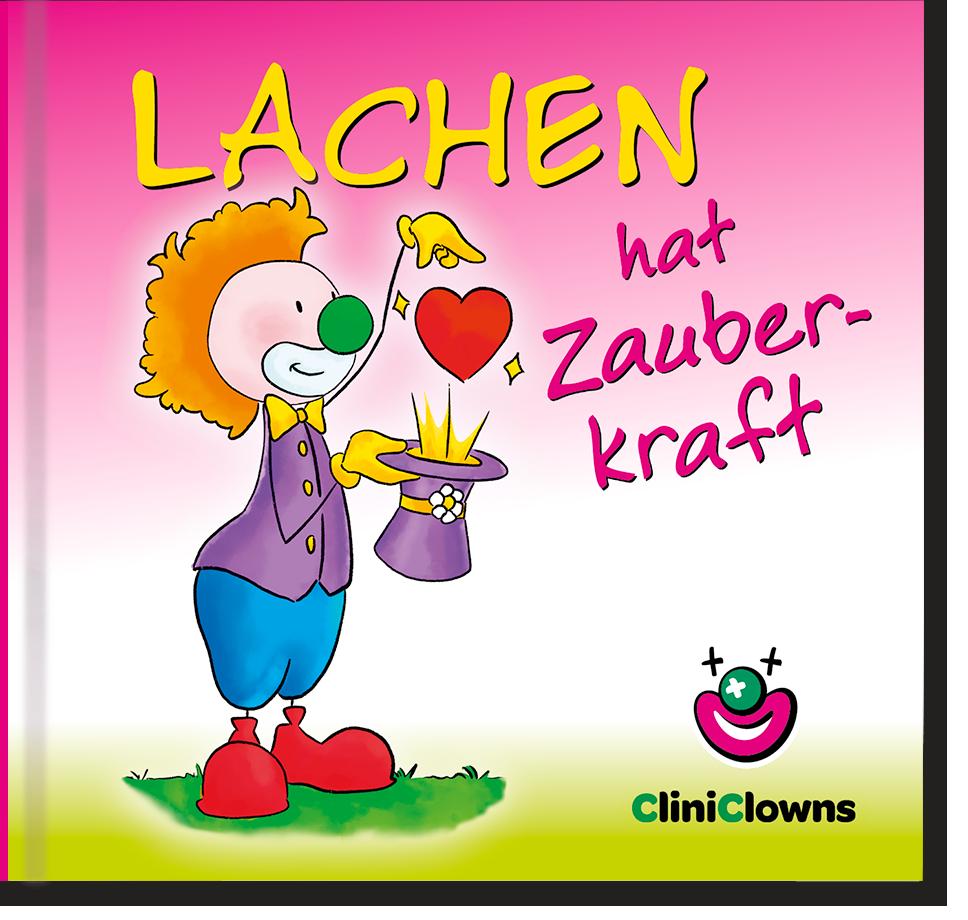 CLOWN Minibuch - Lachen hat Zauberkraft