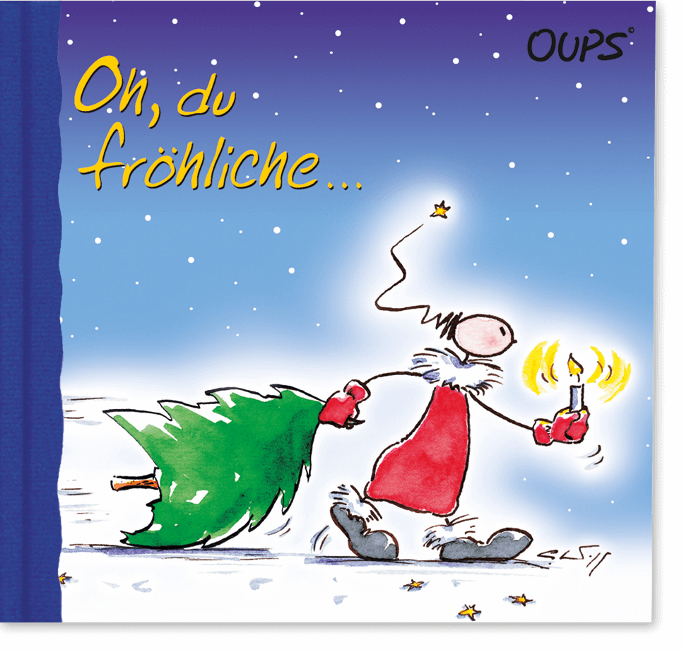 OUPS Buch - Oh du fröhliche...
