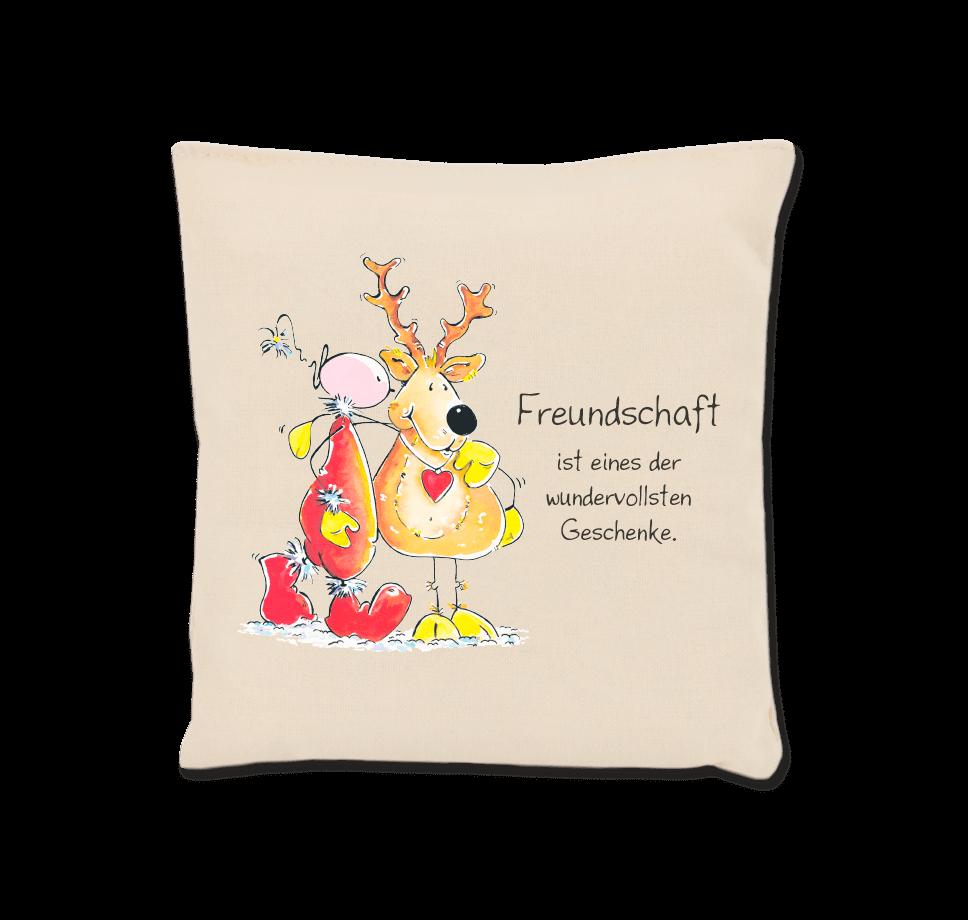 OUPS Duftkissen - Freundschaft ist eines der wundervollsten Geschenke.