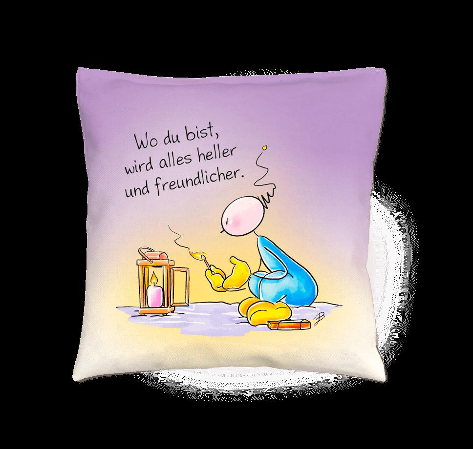 Oups Duftkissen - Wo du bist, wird alles heller und freundlicher.