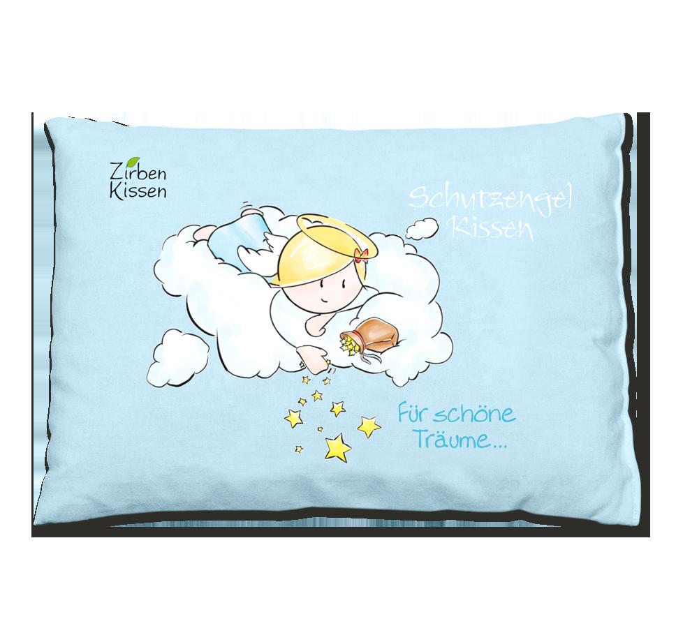 Engel Zirbenkissen - Für schöne Träume…