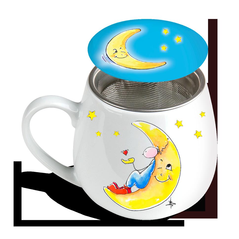 OUPS Tasse - Gönn` Dir genügend Zeit für Ruhe und Gemütlichkeit