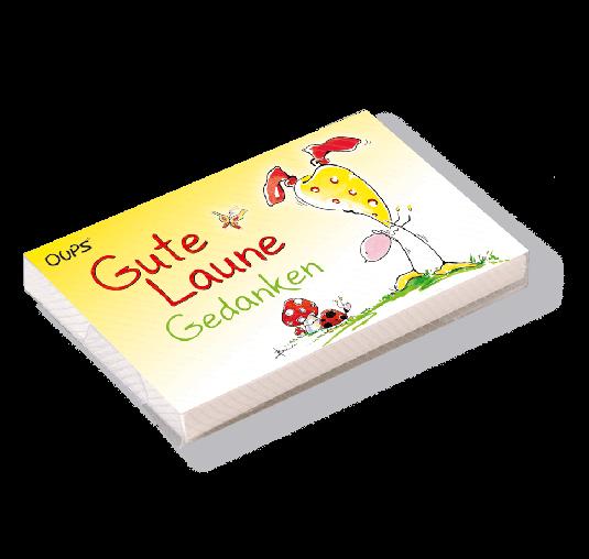 OUPS Kärtchenbox - Gute Laune Gedanken