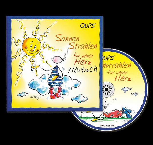 OUPS Hörbuch - Sonnenstrahlen für unser Herz