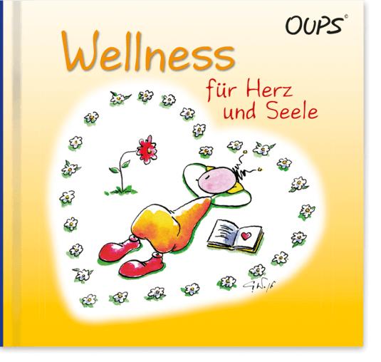 OUPS Buch - Wellness für Herz und Seele
