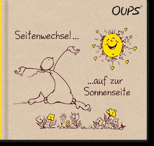 OUPS Buch - Seitenwechsel...