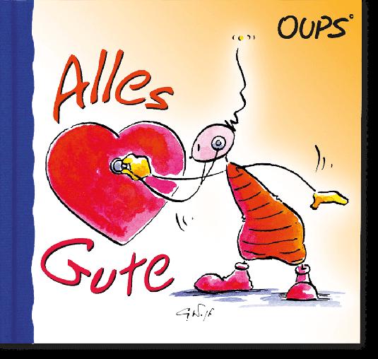 OUPS Minibuch - Alles Gute