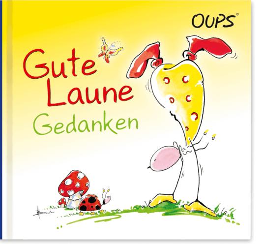 OUPS Minibuch - Gute Laune Gedanken