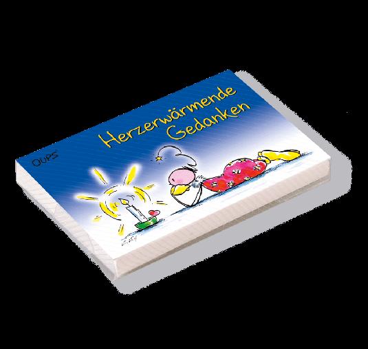 OUPS Kärtchenbox - Herzerwärmende Gedanken